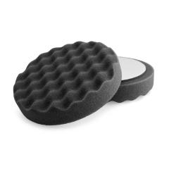 Flexipads Black Waffle Finishing Pad 150 mm