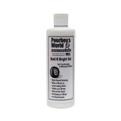 Poorboy's Bold N Bright Gel Tire Dressing