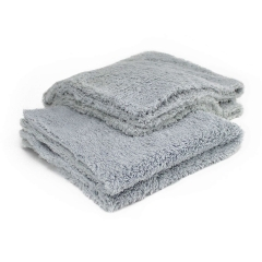 North Detailing Edgeless Soft Pile Microfiber Towel