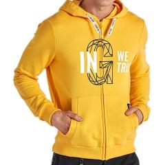 Gyeon Hoodie Yellow