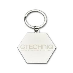 Gtechniq Hexagon Nøkkelring
