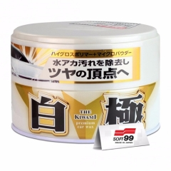 Soft99 Extreme Gloss The Kiwami Wax Light