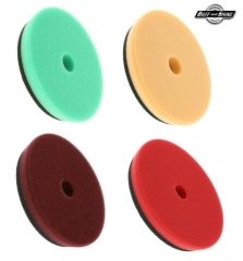 Buff And Shine Low-Pro Large Throw Foam Pads - 140 mm