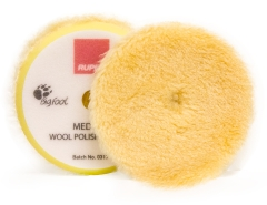 Rupes Yellow Wool Pad Fine