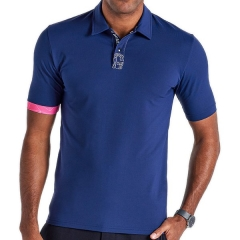 Gyeon Polo Navy Blue