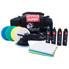 Rupes Bigfoot LHR 21 MARKIII oscillerende - Deluxe Kit