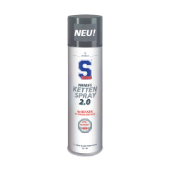 S100 White Chain Spray 2.0