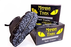 Black Mamba Trax Shoe Covers
