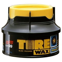 Soft99 Tire Black Wax - 170 gram