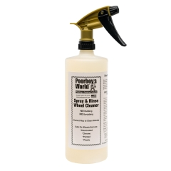 Poorboy's Spray & Rinse Acid Wheel Cleaner