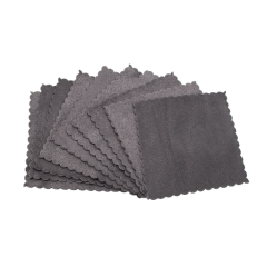 North Detailing Suede Microfiber Applicator Cloths, 10pk.