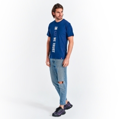 Gyeon T-Shirt Navy Blue