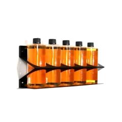 Poka Premium Flaskehylle 50cm -Medium